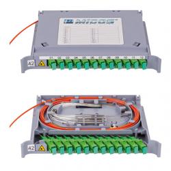 ORU 9 SDF SIS Concentrator pillar distribution box