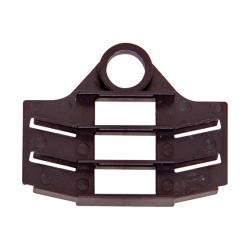 Držák svárů RIB 3 (3× ribbon nebo splitter 4 × 4 mm)