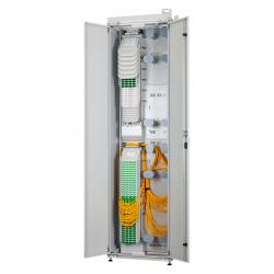 Vysokokapacitní optický rozvaděč MDO 600